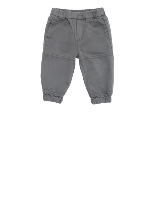 Almond Gri Erkek Bebek Pantolon