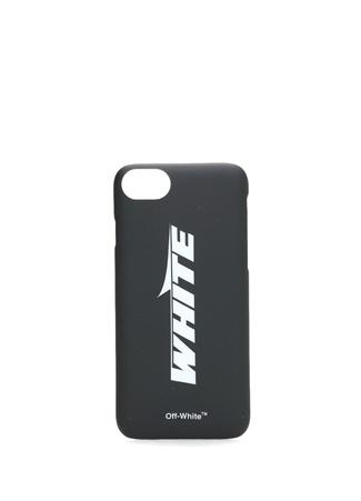 Erkek Wing Off Siyah Logolu iPhone 8 Telefon Kılıfı EU