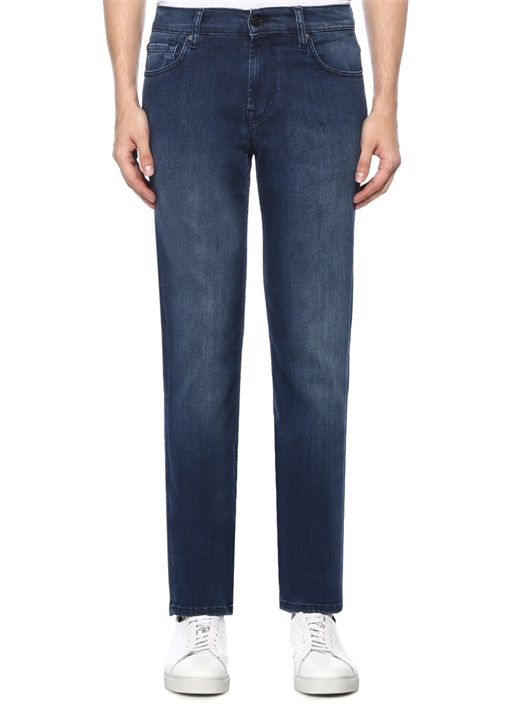Regular Fit Standard Mavi Normal Bel Jean Pantolon