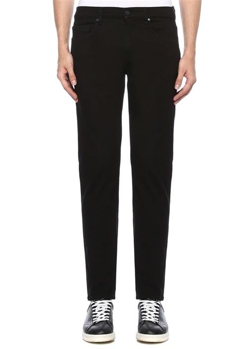 Slim Straight Fit Kayden Siyah Jean Pantolon