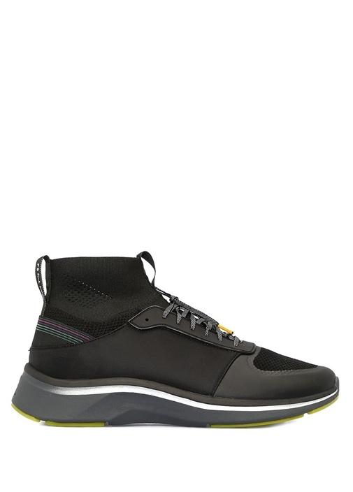 Zookie Siyah Çorap Formlu Erkek Sneaker