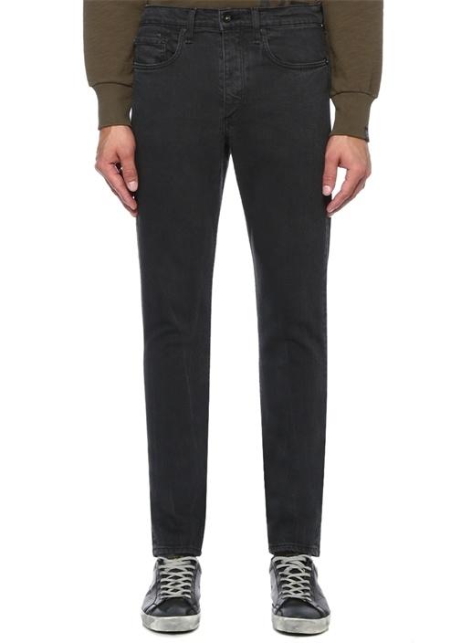 Extra Slim Fit Antrasit Jean Pantolon