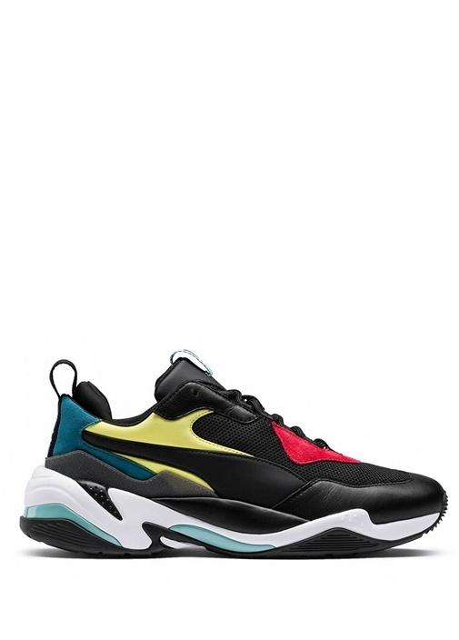 Thunder Spectra Siyah Erkek Sneaker