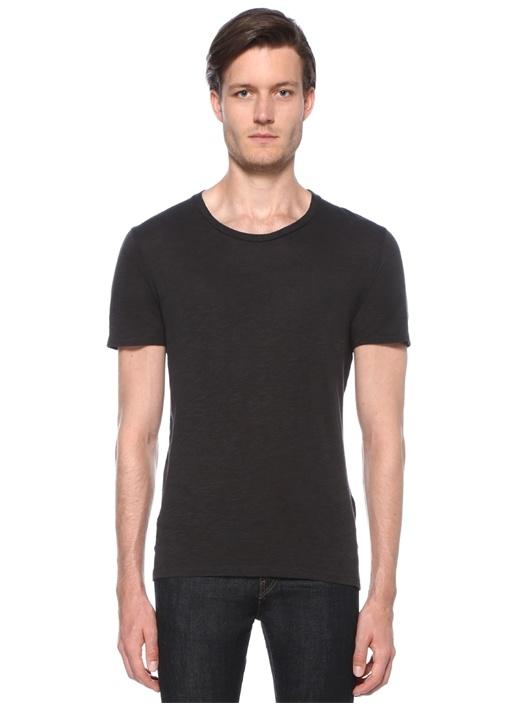Carbone Antrasit Basic T-shirt