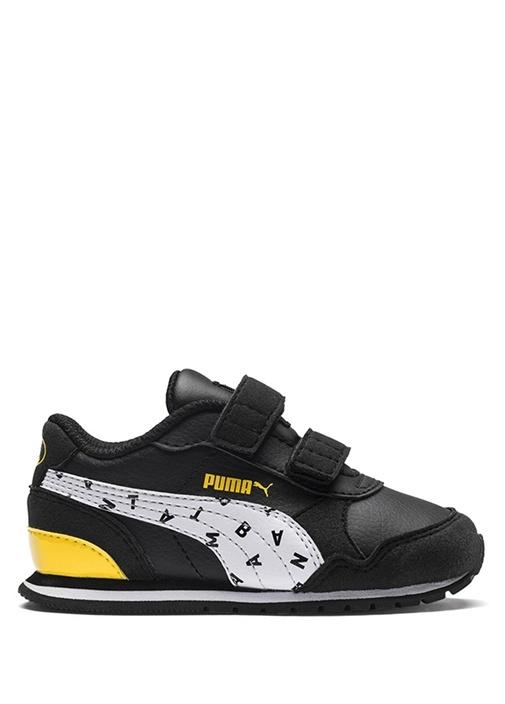 JL ST Runner Karakter Logolu Erkek Çocuk Sneaker