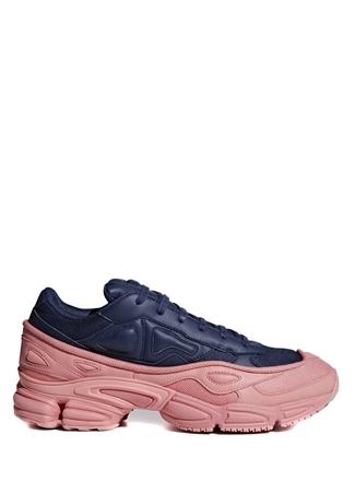 AdidasXRaf Simons Erkek Rs Ozweego Lacivert Pembe Sneaker Mavi 6.5 US