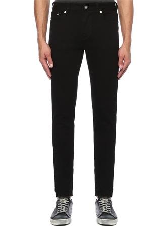 J 02 Skinny Fit Siyah Normal Bel Jean Pantolon