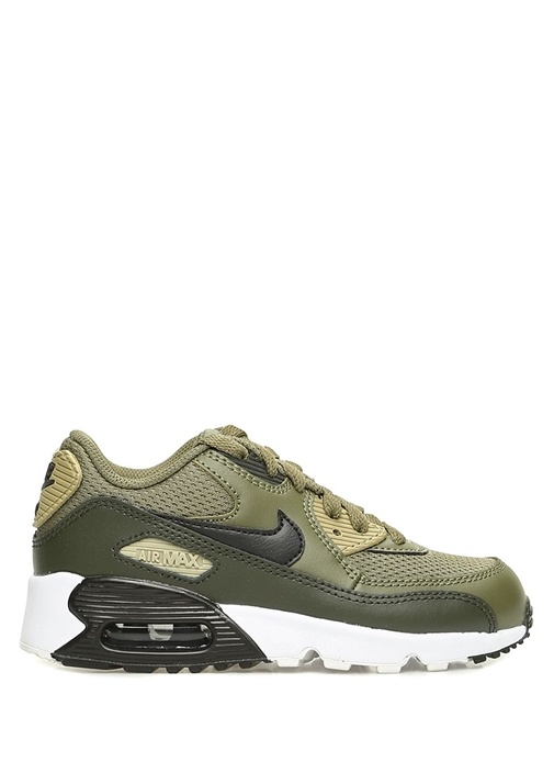 Air Max 90 Mesh Haki Unisex Çocuk Sneaker