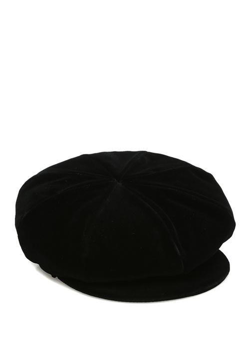 Siyah Erkek Kasket Şapka