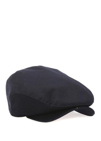 70bf6500a1465 Tom Smarte Erkek Loro Piana Lacivert Yün Kasket Şapka 59 EU