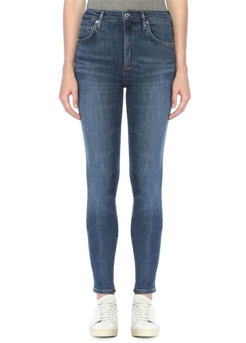 Agolde Sophie Yüksek Bel Skinny Jean Pantolon – 579.0 TL