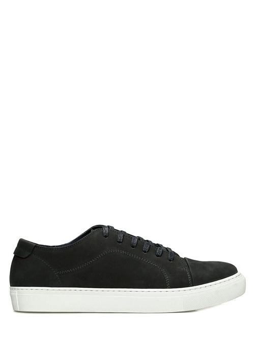 Classic Lace Siyah Erkek Nubuk Sneaker