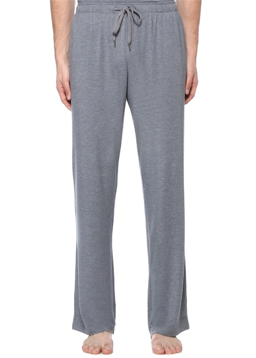 Lacivert Bol Paça Pijama Altı
