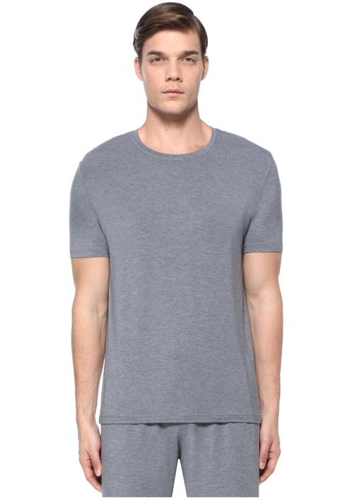 Gri Melanj Basic T-shirt
