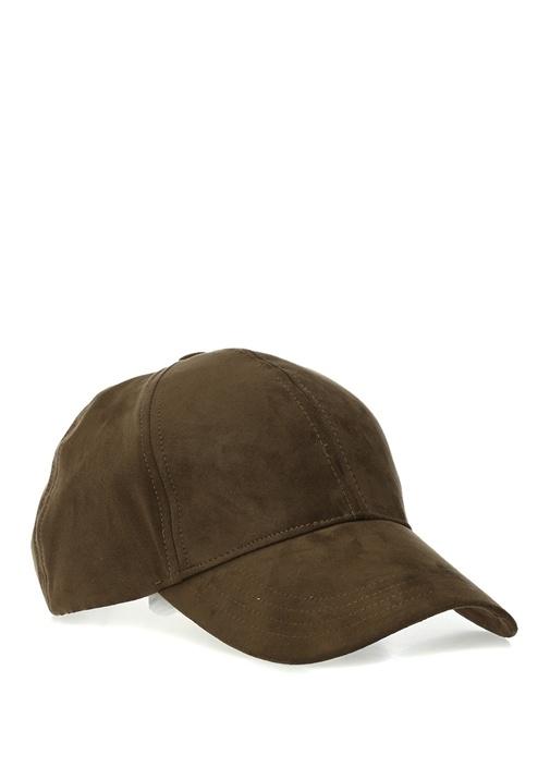 Haki Dokulu Erkek Şapka