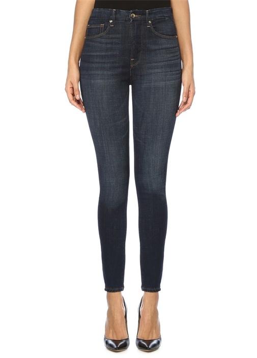 Good Waist Yüksek Bel Skinny Jean Pantolon
