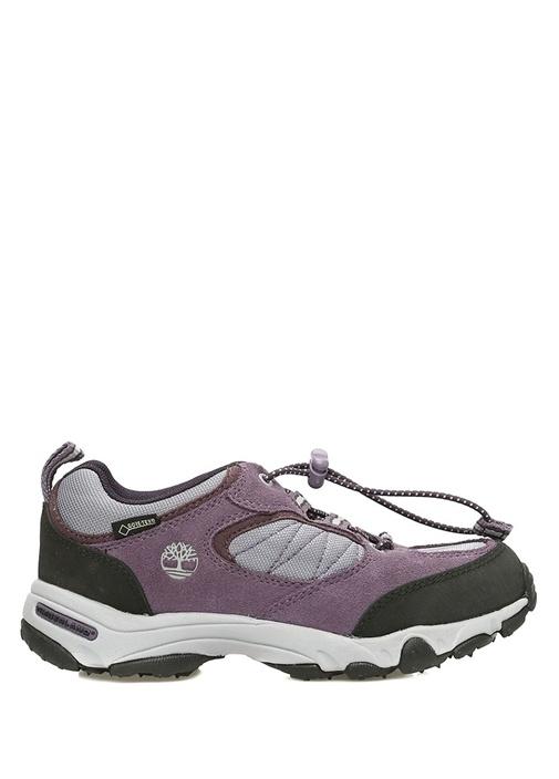 Osspiee Mor Unisex Çocuk Ayakkabı