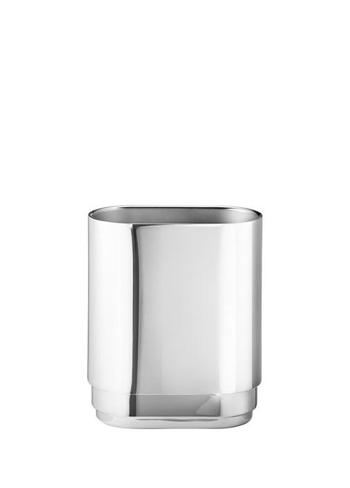Manhattan Small Çelik Vazo