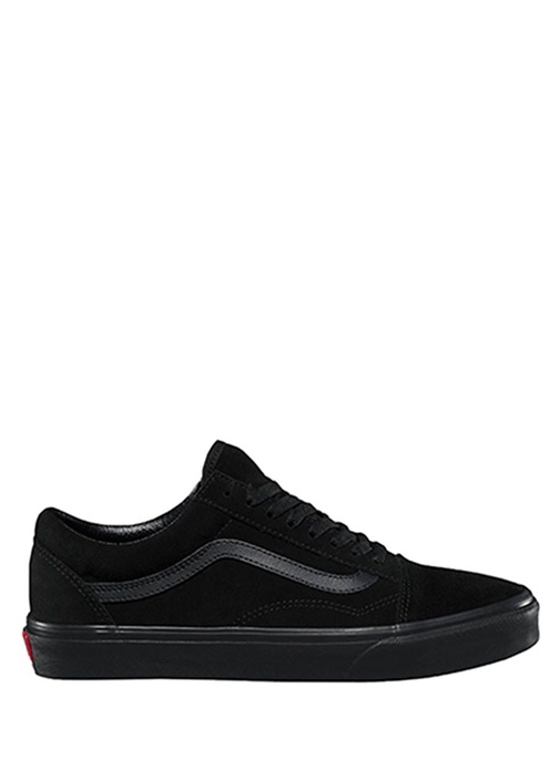 Old Skool Siyah Erkek Süet Sneaker