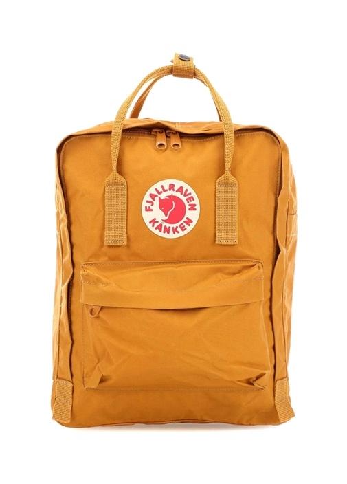 Sarı Logolu Erkek Sırt Çantası