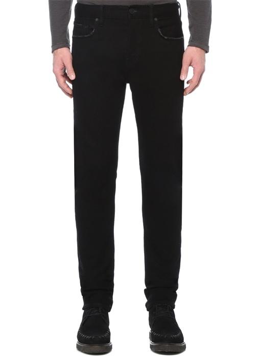 Skinny Fit Cigarette Siyah Jean Pantolon