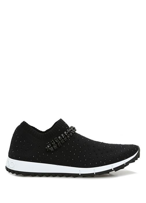 Verona Siyah Çorap Formlu Sneaker