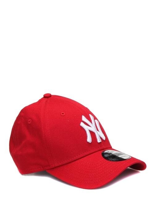 New York Kırmızı Erkek Şapka