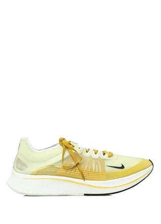 Erkek Zoom Fly Sarı Sneaker 9 US