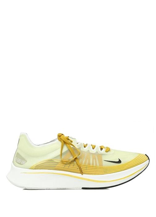 Zoom Fly Sarı Transparan Erkek Sneaker