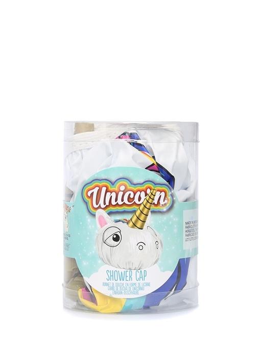Unicorn Formlu Unisex Çocuk Saç Aksesuarı