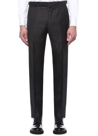 Drop 6 Antrasit Normal Bel Yün Pantolon