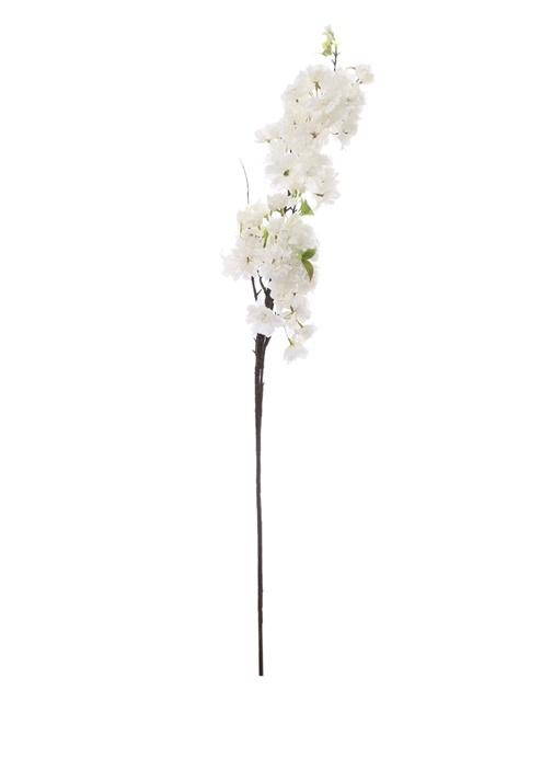 Beyaz Dekoratif Çiçek