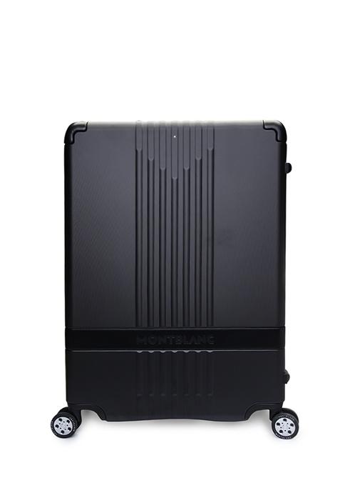 Trolley Siyah Tekerlekli Bavul