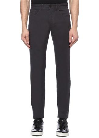 Slim Fit Antrasit Normal Bel Spor Pantolon