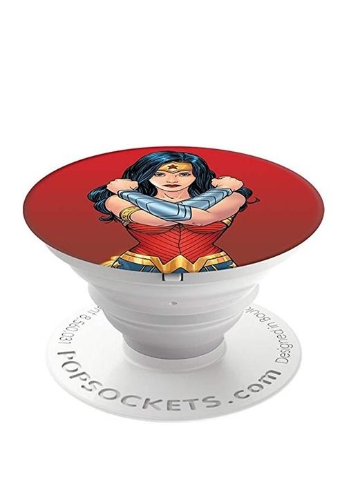 Wonder Woman Baskılı Telefon Tutucu