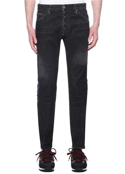 Cool Guy Antrasit Normal Bel Jean Pantolon