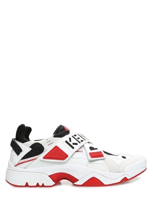 New Sonic Beyaz Kırmızı Erkek Sneaker
