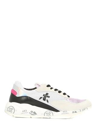Premiata Kadın Scarlett Bej Sneaker 35 EU