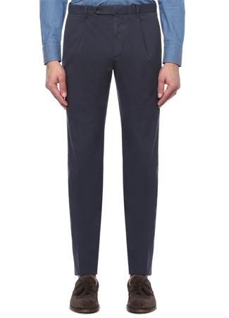Drop 6 Gri Normal Bel Boru Paça Pantolon