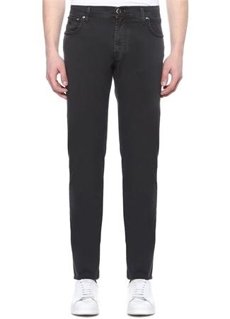 Drop 6 Antrasit Normal Bel Jean Pantolon