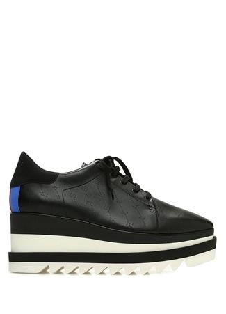Monogram Elyse Siyah Kadın Sneaker