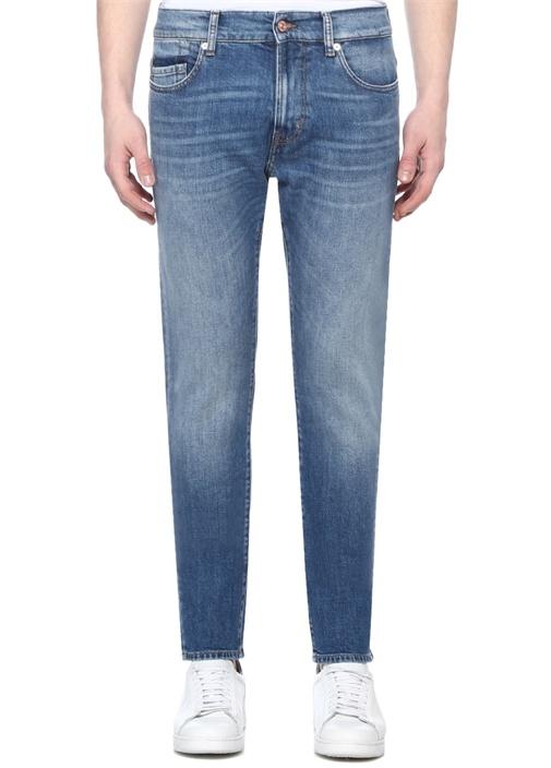 Slim Tapered Fit Larry Mavi Jean Pantolon