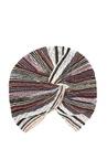 Colourblocked Çizgi Desenli Kadın Saç Aksesuarı