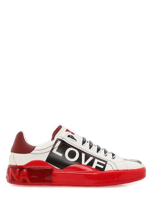 Portofino Melt Taban Detaylı Erkek DeriSneaker