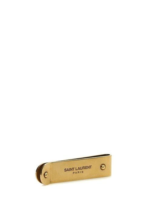 Gold Logolu Erkek Para Tutacağı