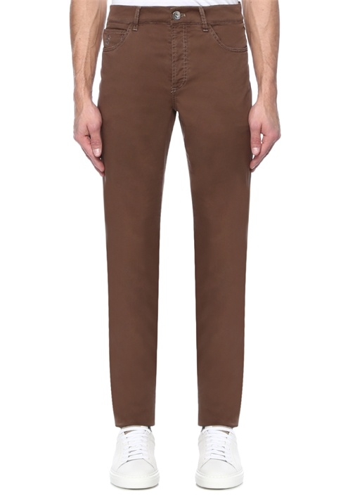 Taba Normal Bel Boru Paça Pantolon