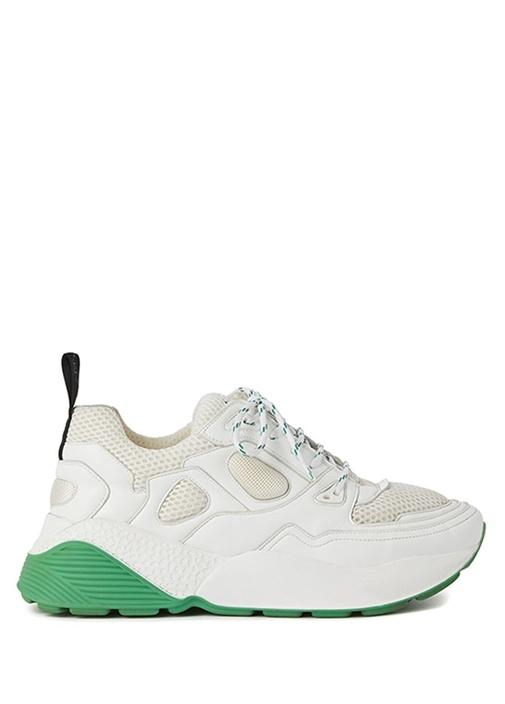 Eclypse Beyaz Yeşil Erkek Sneaker