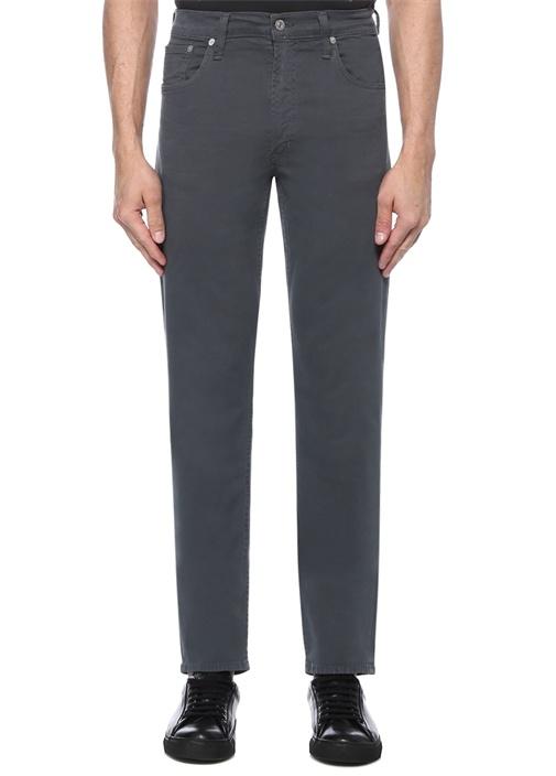 Bowery Standart Slim Fit Antrasit Pantolon