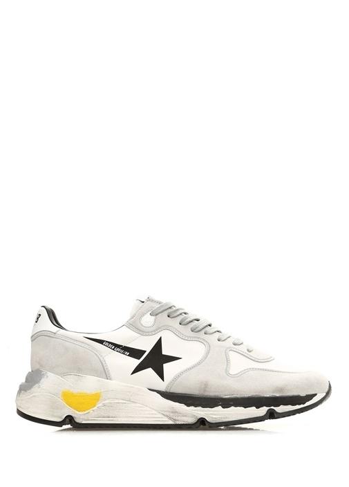Running Sole Gri Erkek Sneaker