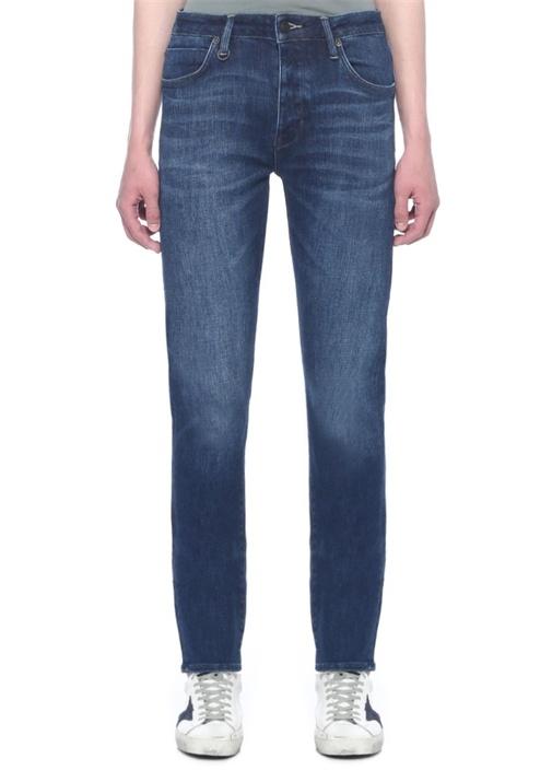 Iggy Skinny Fit Lacivert Jean Pantolon